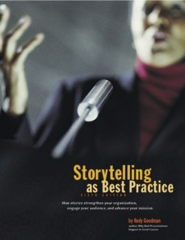 Storytelling as Best Practice